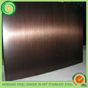 最もよいPrice Decorative Antique Bronze Stainless Steelのための316 201 304 Antique Copper Stainless Steel Sheet