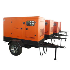 225kVA Super Silent Power Station with Perkins Engine