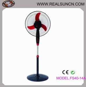 Elektrisches Stand Fan mit Rind Blade