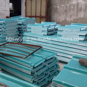 Feuille de tôle de toit en fibre de verre GRP