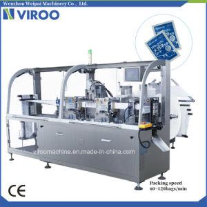 Sellado Four-Side automática máquina de envasado las toallitas húmedas (VPD250)
