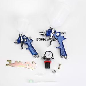De Automatische Uitrusting van het Spuitpistool HVLP/Vastgestelde H881p+H2000pk