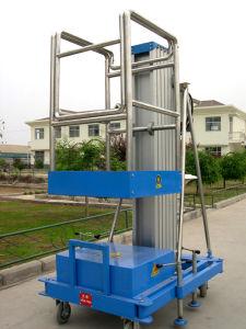 la plataforma de funcionamiento hidráulica movible 1t, Scissor la elevación