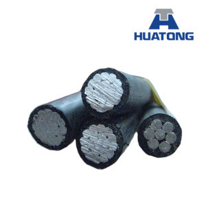 Bundle aereo Cable (ABC Cable) con PE/XLPE Insulation