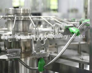 작은 수용량 플라스틱에 의하여 병에 넣어지는 물 포장 기계 가격