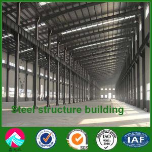 Fábrica de prefabricados de estructura de acero con la construcción de instalaciones de extinción de incendios