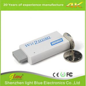 HDMIのコンバーターにWii 2HDMI Wiiのために小型HD 1080P