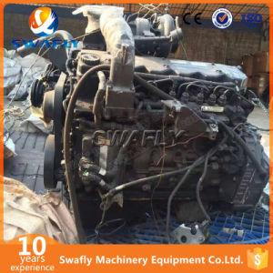 De Originele Gebruikte Volledige Motor 6D107 van KOMATSU voor Verkoop