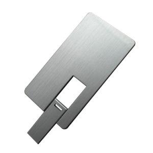 Металлические UDP водонепроницаемый кредитная карта 8 ГБ памяти USB Memory Stick™