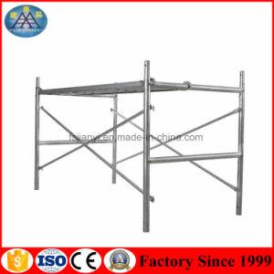 Plataforma de trabajo de construcción de la fábrica de Foshan andamiaje interior