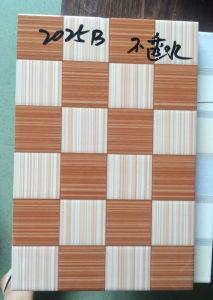 De ceramische Tegel van de Muur van de Badkamers van de Kleur van Inkjet voor 200X300mm
