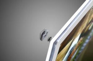 磁気の細いアクリルLEDのライトボックスを広告する(CSW03-A3L)
