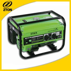 El hogar de 1,5 kw de energía eléctrica del generador de gasolina (set)