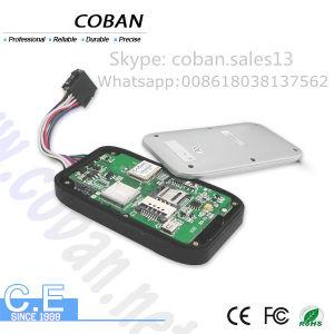 Resistente al agua GSM GPRS GPS Tracker Tk303 de coches con combustible Monitor y sensor de impacto