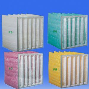 Для покраски мешок фильтра карманный фильтр для системы кондиционирования воздуха