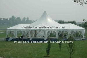 Schönes kombiniertes Zelle-Hochzeits-Zelt-großes Haus-Zelt