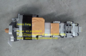 Il Giappone KOMATSU pompa la fabbrica 705-51-31070, pompa a ingranaggi idraulica dell'escavatore PC1000-1 di KOMATSU 705-51-31070