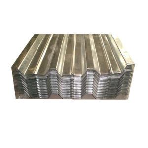 Strato ondulato del tetto del galvalume del metallo di S550gd+Az per costruzione