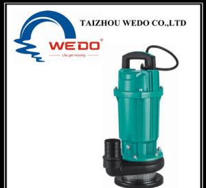 Qdx1.5-32-0.75 de Elektrische Pomp Met duikvermogen Van uitstekende kwaliteit van het Water