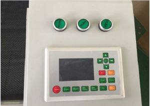 Strumentazione del laser del CO2 di CNC con l'alimentazione automatica per il cuoio del tessuto