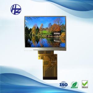 LCD van 3.5 Duim het Scherm voor de Industriële Apparatuur van de Controle, Ka-TFT035OE001