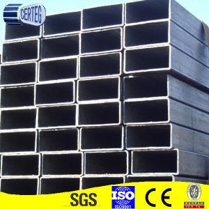 Tubo rettangolare strutturale di ASTM saldato Rhs A500 gr. B/Gr. C