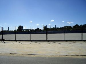 中国製販売のための表現された使用されたチェーン・リンクの塀、PVC上塗を施してあるチェーン・リンクの塀システムから成っている塀