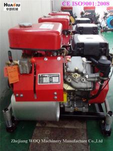 1500L/M Diesel de alto flujo de la bomba de agua contra incendios