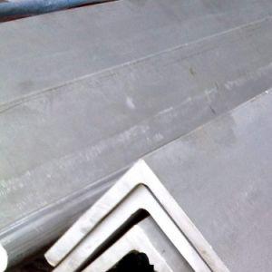 De Staaf van de Hoek van warmgewalst en het Inleggen Roestvrij staal 304 voor de Bouw/