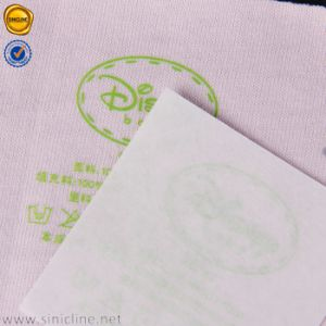 Sinicline 녹색 비키니를 위한 로고에 의하여 돋을새김되는 열전달 레이블