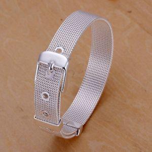 925 Armband van de Manier van de Armband van de Juwelen van juwelen de Zilver Geplateerde Fijne