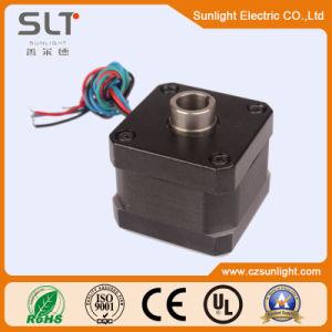 34mm Micro de 4 V CC Eletrical orientado el motor de pasos