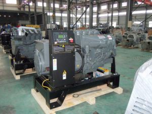 10kVA Groupe électrogène Diesel Air-Cooled Deutz, générateur ensemble F2L912D