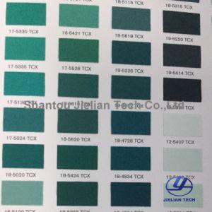 Van Pantone Katoenen van het Binnenland van het Huis van de Manier van het Boek van de Kleur van de Stof van de Grafiek van de fhic200- Kleur Paspoort
