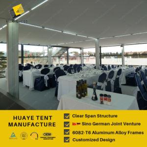 Qualitäts-temporäres Geschäftszentrum-Ereignis-Zelt (hy371b)