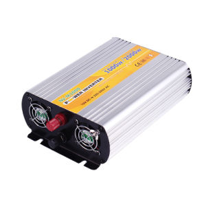 Casa Solar de onda senoidal Monofásica Inversor de potencia 1000W 24V 220V 50Hz