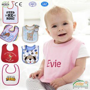 Van de Katoenen van het Beeldverhaal van de baby de Roze Mooie Leuke In het groot Leverancier Slab van de Baby
