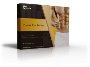 Fabricante profesional de alivio de la Prostatitis crónica dolor urinario parche parche
