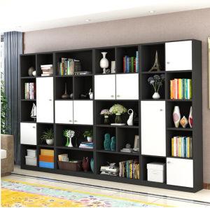 Kundengerechter preiswerter moderner kombinierter Bücherschrank
