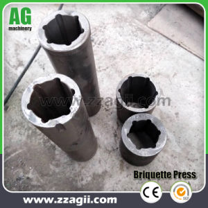 Venda de fábrica briquetes de carvão churrascos fazendo a máquina para venda