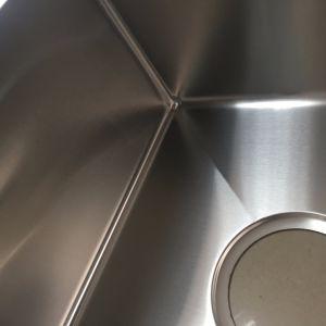 Star de la restauration de l'équipement évier en acier inoxydable avec double bols CS-1211