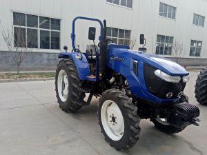 60HP Máquinas Agrícolas Fram/gasóleo agrícola/grama/Fazenda/AGRI/Construção/Roda Trator