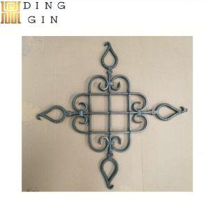ゲートおよびステアケースのための錬鉄のパネル