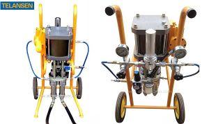 De Bijgestane Spuitbus van twee Componenten Lucht