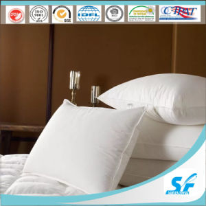 Cheap all'ingrosso Polyester Microfiber Filling Pillow per Hotel e Hospital
