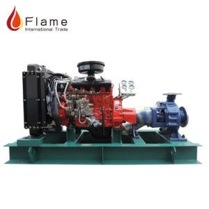 Durchmesser-Wasser-Pumpen 10 Zoll-250mm mit Dieselmotoren
