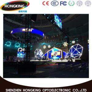 Haute résolution couleur 62500DOT Indoor P4 Panneau affichage LED