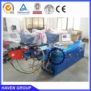 DW63NC verbiegende Maschine des hydraulischen des Rohres der verbiegenden Maschine Rohres Metall