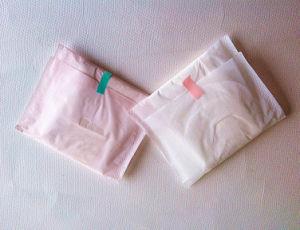 Un super absorbants et respirant serviette hygiénique (SN-751)
