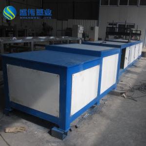 Máquina Pultrusion automática para os perfis em indústrias de painéis